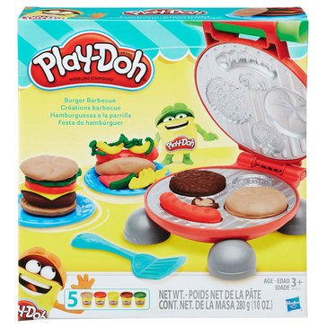 Play-Doh Cookout Creations Barbeque Set