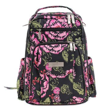 Ju-Ju-Be Be Right Back Diaper Bag, Blooming Romance