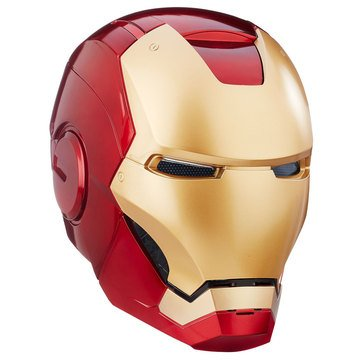 Marvel Avengers Legends Series Iron Man Electronic Helmet