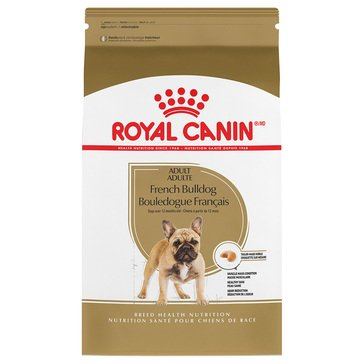 Royal Canin French Bulldog Dry Dog Food, 17 lbs.