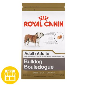 Royal Canin Bulldog Dry Dog Food, 17 lbs.