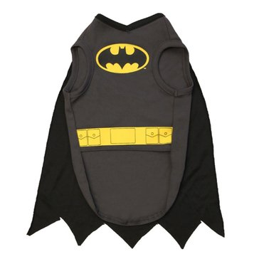 Batman With Cape Dog Costume, Small