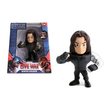 Marvel Super Heroes Winter Soldier 4