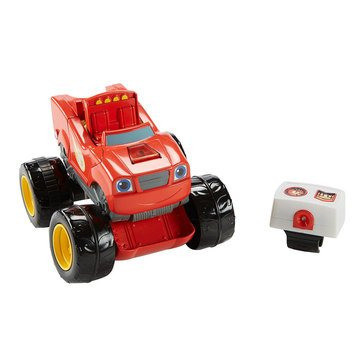 Blaze & The Monster Machines Transforming R/C Blaze
