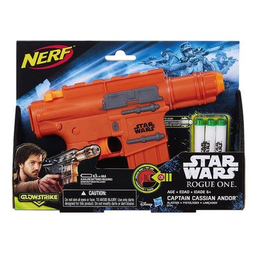 NERF Star Wars Rogue One Captain Cassian Andor Blaster