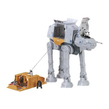 Star Wars: Rogue One Rapid Fire Imperial AT-ACT R/C Vehicle & Playset
