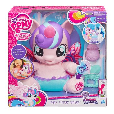 My Little Pony Explore Equestria Baby Flurry Heart