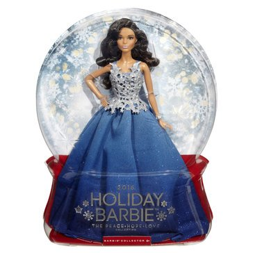 2016 Holiday Barbie Doll