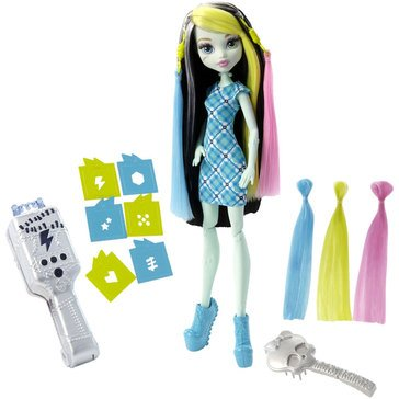 Monster High Voltageous Hair Frankie Doll