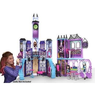 Monster High Deluxe High School Accessories