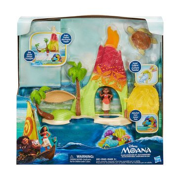 Disney Princess Moana Small Figure Playset
