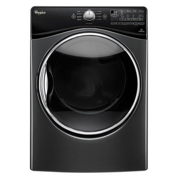 Whirlpool 7.4-Cu.Ft. Electric Dryer w/ Advanced Moisture Sensing, Black Diamond (WED92HEFBD)