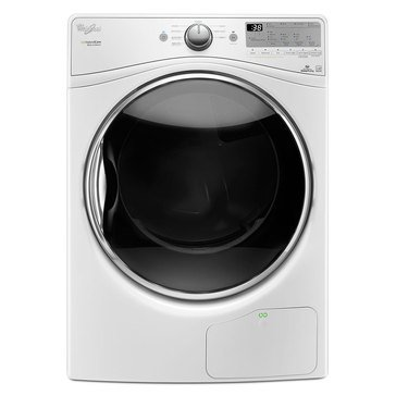 Whirlpool 7.4-Cu.Ft. Electric Dryer w/ Flexible Installation, White (WED9290FW)