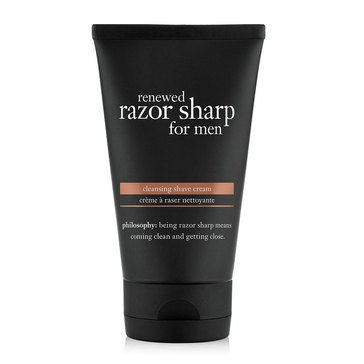 Philosophy For Men 2-in-One Cleansing Shave Cream