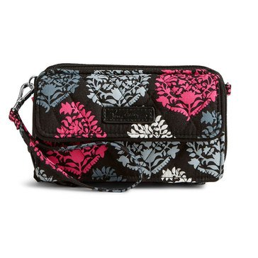 Vara Bradley All in One Crossbody for Iphone 6+ Northern Lights