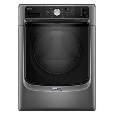 Maytag 4.5-Cu.Ft. Front Load Washer w/ Fresh Hold, Metallic Slate (MHW5500FC)