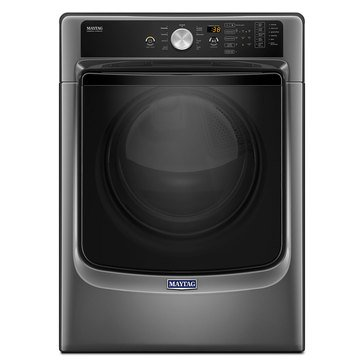 Maytag 7.4-Cu.Ft. Electric Dryer w/ Sanitize & PowerDry, Metallic Slate (MED5500FC)