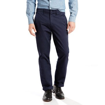 Levi's Men's Stretch Twill Straight Chino Pant Nightwatch Blue