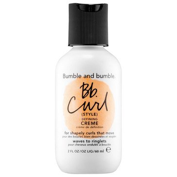 Bumble and Bumble Curl Style Defining Creme 2oz, Travel Size