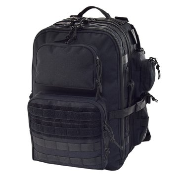 Flying Circle Brazos Tactical Backpack - Black