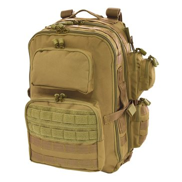Flying Circle Brazos Tactical Backpack - Coyote