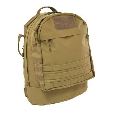Flying Circle Pecos Tactical Backpack - Coyote Brown