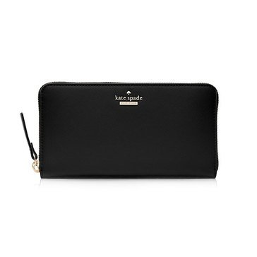 Kate Spade Cameron Street Lacey Wallet Black/Pebble