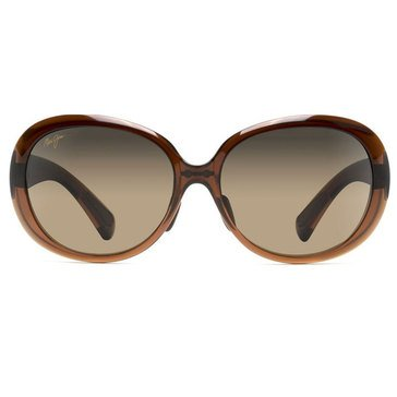 Maui Jim Unisex Nahiku Chocolate Fade  Lens Sunglasses