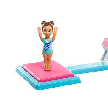 Barbie Flippin Fun Gymnast