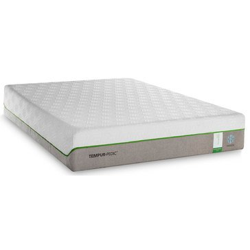 Tempur-Pedic TEMPUR-Flex Supreme Breeze 2.0 Mattress, Twin Long