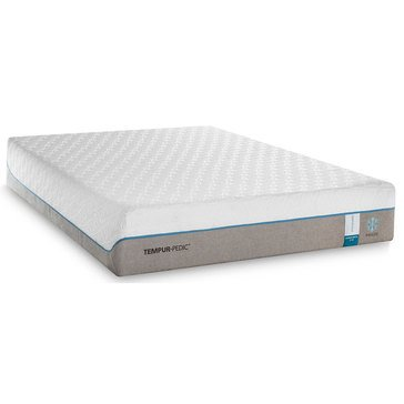 Tempur-Pedic TEMPUR-Cloud Supreme Breeze 2.0 Mattress, Twin Long
