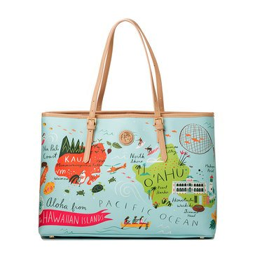 Spartina 449 Hawaiian Islands Tote