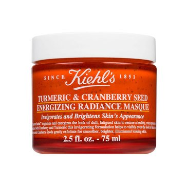 Kiehl's Turmeric & Cranberry Seed Energizing Radiance Masque 75ml