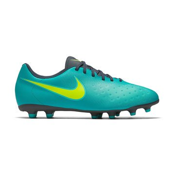 Nike Magista Ola II FG Men's Soccer Cleat RioTeal / Obsidian / ClearJade / Volt