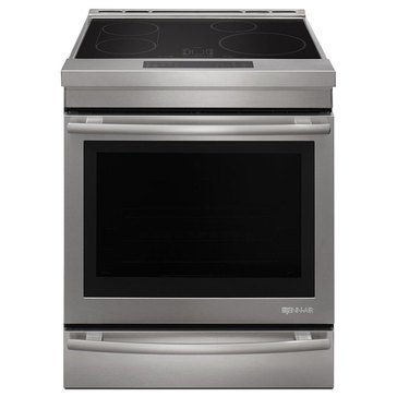Jenn-Air 30' Induction Range, Stainless Steel (JIS1450DS)