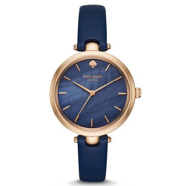 Kate Spade New York Women's Holland Leather Strap Watch 34mm