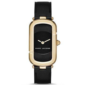 Marc Jacobs Women's The Jacobs Leather Strap Watch 36mm
