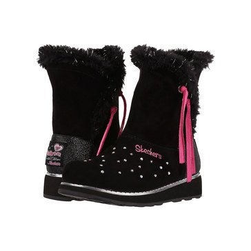 Skechers Kids Sparkle Spell Black
