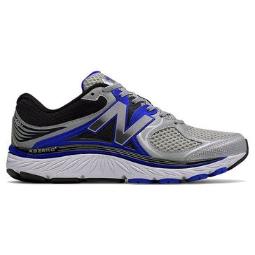 New Balance M940SB3 Men's Running Shoe Silver/ Blue
