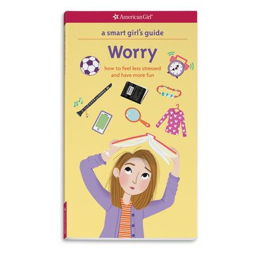 A Smart Girl's Guide: Worry Book