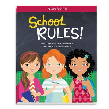 School RULES Activity Book