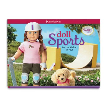 Truly Me Girl: Doll Sports Activity Book