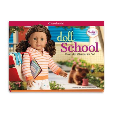 Truly Me Girl: Doll School Activity Book
