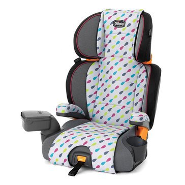 Chicco Kidfit Zip 2-in-1 Belt Positioning Booster Seat, Gem