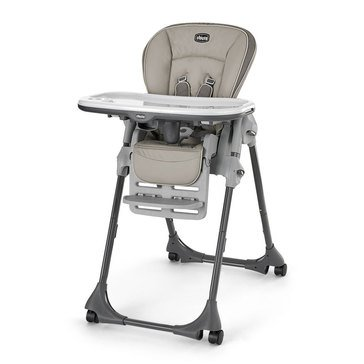 Chicco Vinyl Highchair, Papyrus