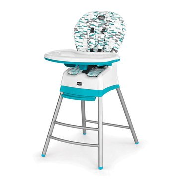 Chicco Stack 3-in-1 Highchair, Aqua