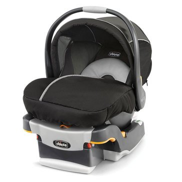 Chicco Keyfit 30 Magic Infant Car Seat & Base, Coal