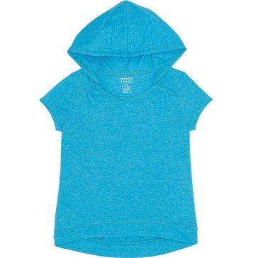 French Toast Toddler Girls' Basic Hilo Hoodie