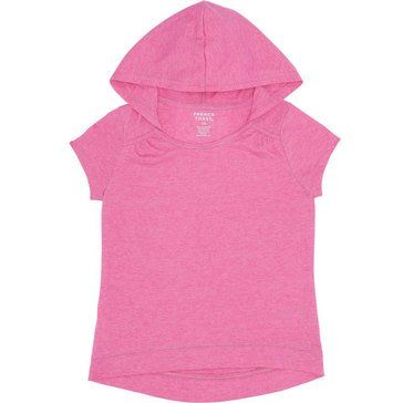 French Toast Little Girls' Basic Hilo Hoodie