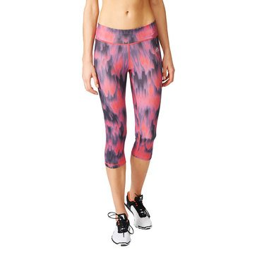 Adidas Women's ClimaChill Mid Rise 3/4 Tight